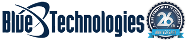 Blue Technologies Logo