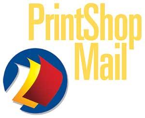 PrintShop mail logo