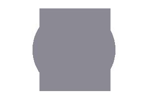 hp logo grey
